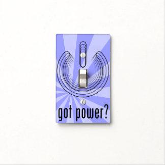 ¿interruptor 3D - poder conseguido? Tapas Para Interruptores