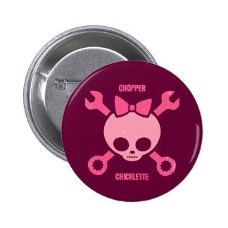 Interruptor Chicklette Pin Redondo 5 Cm