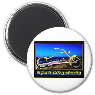 Interruptor de Daytona Beach que soña el negro T d Imanes Para Frigoríficos