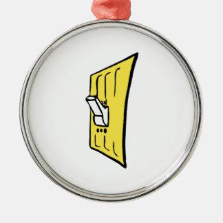 Interruptor de la luz por intervalos eléctrico ornamento para reyes magos