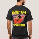 INTERRUPTOR DEL ATAQUE DE AH-64 APACHE PLAYERA