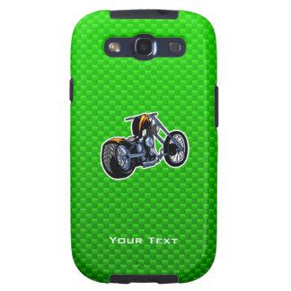 Interruptor; Verde Samsung Galaxy S3 Fundas