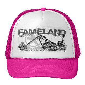 Interruptores Hollywood - gorra #1 de Fameland