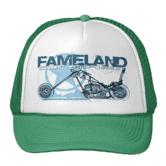 Interruptores Hollywood - gorra #4 de Fameland
