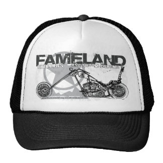 Interruptores Hollywood - gorra #5 de Fameland