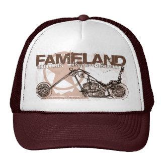 Interruptores Hollywood - gorra #6 de Fameland