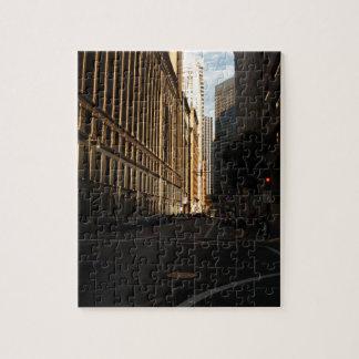 Intersección de la ciudad de San Francisco Puzzle