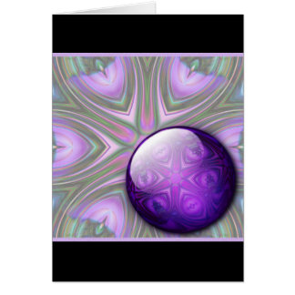 Intersect Abstract Card