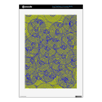 Intersecting Circles PS3 Console Skin