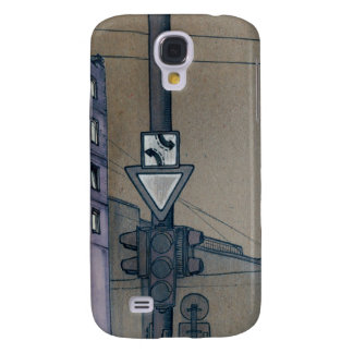 Intersection TWO Galaxy S4 Cover