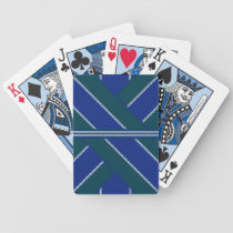 Intersections of Deep See Life Bicycle Playing Cards
