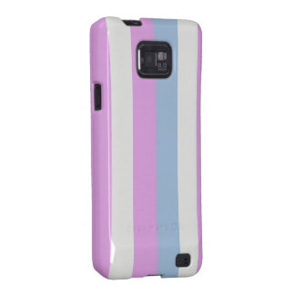 Intersex flag Android case Galaxy SII Cases