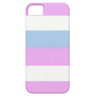 Intersex flag iPhone 5 cover