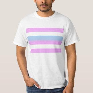 Intersex flag shirt