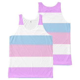 Intersex Pride All-Over-Print Tank Top