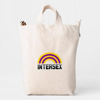 Intersex Pride Duck Bag