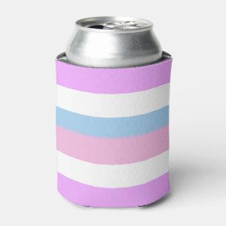 Intersex Pride Flag Can Cooler