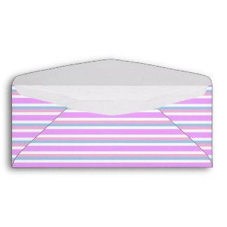 Intersex Pride Flag Envelope