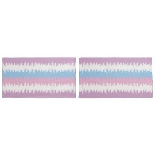 Intersex Waves King Pillow Case