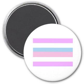 Intersexed Pride Flag Fridge Magnets