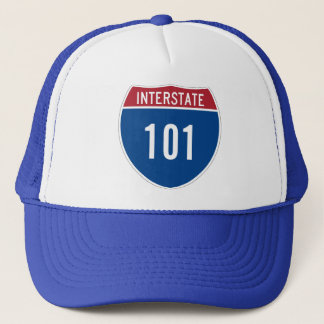 Interstate 101 Hat