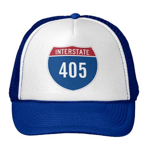 Interstate 405 hat
