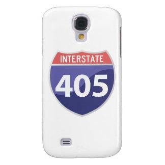 Interstate 405 (I-405) Calif. Highway Road Trip Galaxy S4 Case
