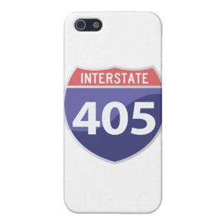 Interstate 405 (I-405) Calif. Highway Road Trip iPhone SE/5/5s Case