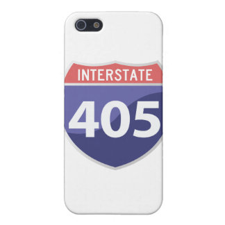 Interstate 405 (I-405) Calif. Highway Road Trip iPhone SE/5/5s Cover