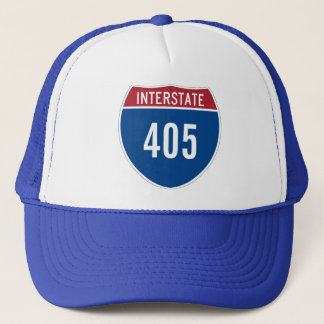 Interstate 405 trucker hat