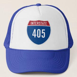 Interstate 405 trucker hat