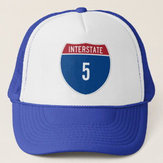 Interstate 5 Hat