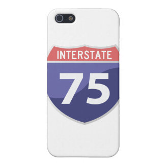 Interstate 75 (I-75) Highway Road Trip iPhone SE/5/5s Cover