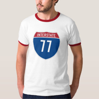 Interstate 77 T-Shirt