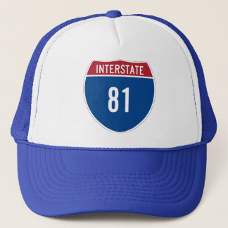 Interstate 81 Hat