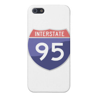 Interstate 95 (I-95) Road Trip Travel iPhone SE/5/5s Cover