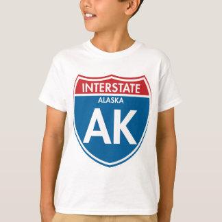Interstate Alaska AK T-Shirt
