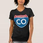 Interstate Colorado CO T-shirt
