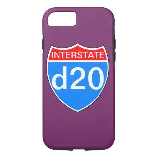 Interstate d20 iPhone 8/7 case