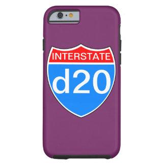 Interstate d20 tough iPhone 6 case