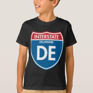 Interstate Delaware DE T-Shirt