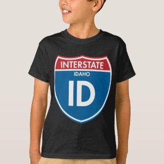 Interstate Idaho ID T-Shirt