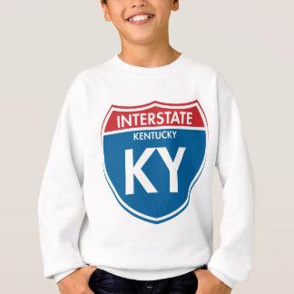 Interstate Kentucky KY Sweatshirt