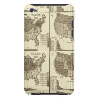 Interstate migration iPod touch cover