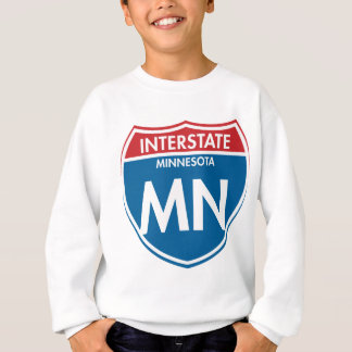Interstate Minnesota MN Sweatshirt