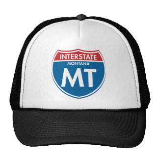 Interstate Montana MT Mesh Hats