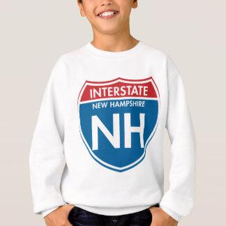 Interstate New Hampshire NH Sweatshirt