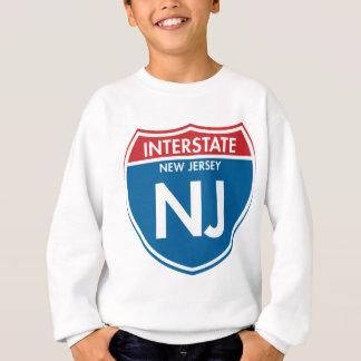 Interstate New Jersey NJ Sweatshirt