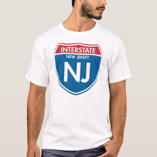 Interstate New Jersey NJ T-Shirt