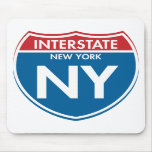Interstate New York NY Mouse Pad